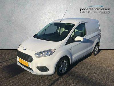 brugt Ford Transit Courier 1,5 TDCi Limited 100HK Van 6g