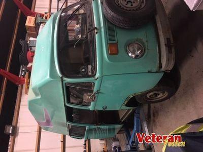 brugt VW T2 Camper