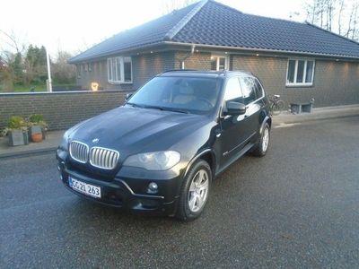 brugt BMW X5 3,0 SD Steptr. 7prs