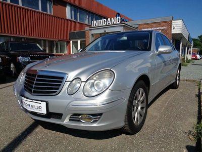 brugt Mercedes E320 0 CDi Avantgarde aut.