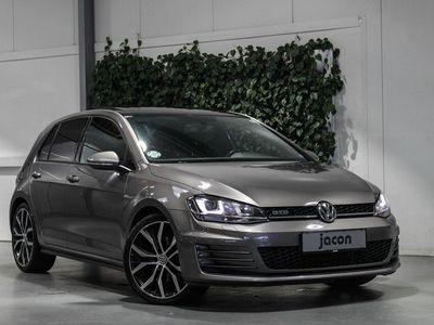 brugt VW Golf VII 2,0 TDi 184 GTD DSG BMT 5d