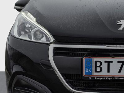 brugt Peugeot 208 Beskrivelse