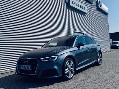 brugt Audi A3 Sportback TDi Sport Limited S-tr. 150hk