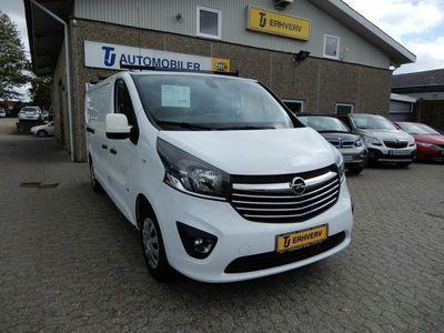 brugt Opel Vivaro 1,6 CDTi 120 Sportive L2H1