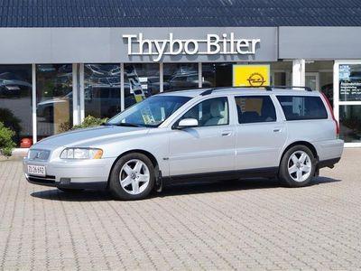 käytetty Volvo V70 2,4 D5 163HK Stc Aut.