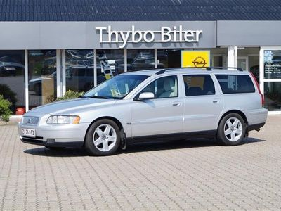 używany Volvo V70 2,4 D5 163HK Stc Aut.