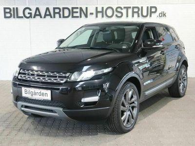 brugt Land Rover Range Rover evoque 2,2 eD4 Pure Van