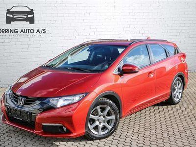 brugt Honda Civic 1,8 i VTEC S 142HK 5d 6g
