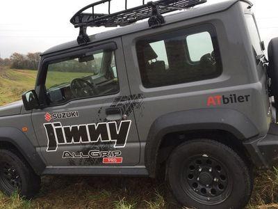brugt Suzuki Jimny 1,5 Active AllGrip 102HK 3d