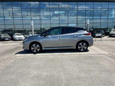 brugt Nissan Leaf EL Tekna 62 kWh 214HK 5d Aut.