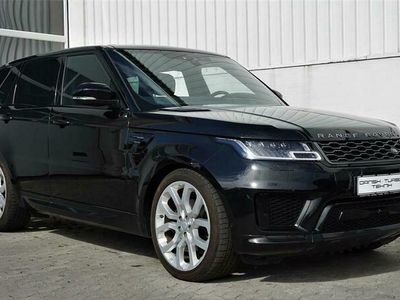 brugt Land Rover Range Rover Sport 3,0 SD V6 HSE Dynamic Pack 4x4 306HK 5d 8g Aut.
