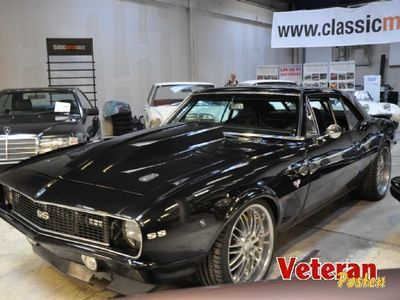 brugt Chevrolet Camaro RS SS