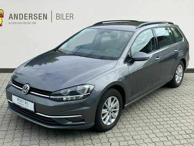 brugt VW Golf Variant 1,4 TSI BMT Comfortline DSG 125HK Stc 7g Aut.