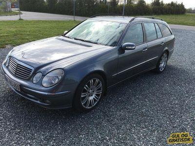 brugt Mercedes E320