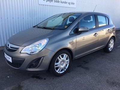 used Opel Corsa 1,4 Twinport Cosmo Edition 100HK 5d