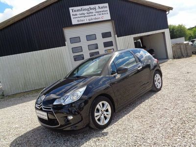 used Citroën DS3 1,6 e-HDi 90 Style