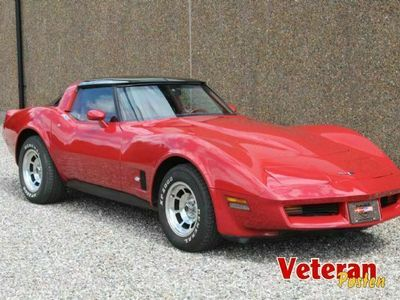 brugt Chevrolet Corvette 1981