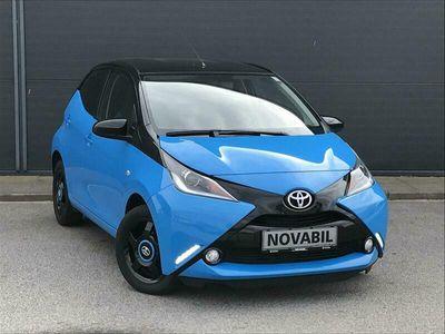 brugt Toyota Aygo 1,0 VVT-I X-Cite 69HK 5d A++
