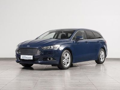 brugt Ford Mondeo 1,5 EcoBoost Titanium 160HK Stc 6g