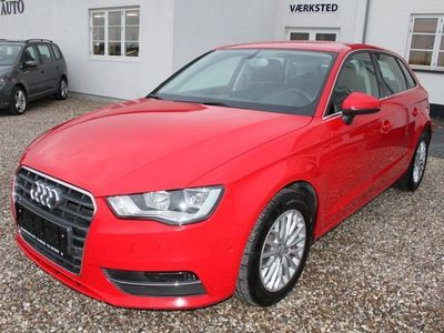 second-hand Audi A3 Sportback 1,6 TDi 110 Attraction S-tr.