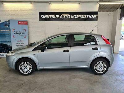 brugt Fiat Grande Punto 1,4 Dynamic 77HK 5d
