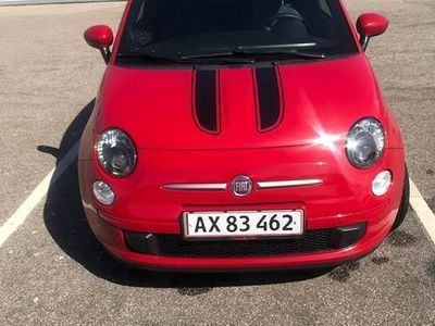 brugt Fiat 500 Abarth 875 Tb - By 0,9