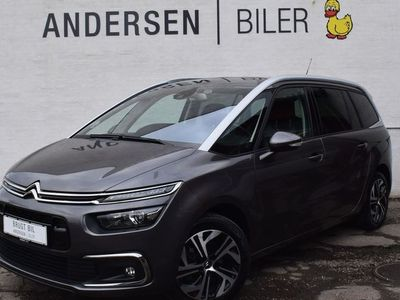 brugt Citroën C4 SpaceTourer Grand1,2 PureTech Exclusive EAT8 130HK 8g Aut.