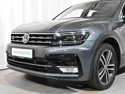 brugt VW Tiguan 2,0 TDI Highline 4Motion DSG 240HK 5d 7g Aut.