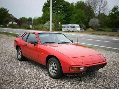 brugt Porsche 924 targa