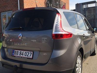 brugt Renault Grand Scénic III 1,9 DCI 130 7P