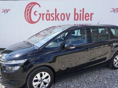 brugt Citroën Grand C4 Picasso 1,6 e-HDi 115 Exclusive ETG6