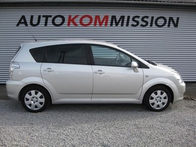second-hand Toyota Corolla Verso 7 pers. 2,2 D-4D Linea Sol 136HK 6g