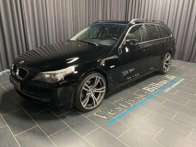 brugt BMW 520 d Touring Steptr.