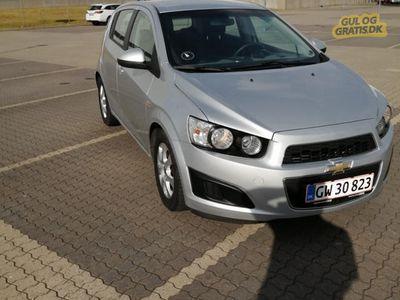 brugt Chevrolet Aveo Chervolet1.2 Eco