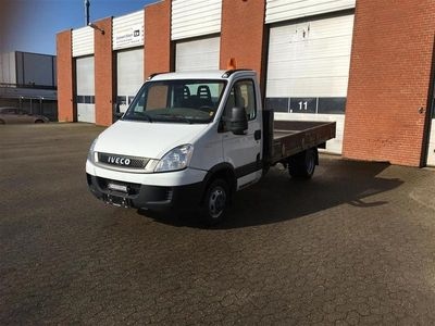 brugt Iveco Daily 35C17 3750mm 3,0 D 170HK Ladv./Chas. 6g