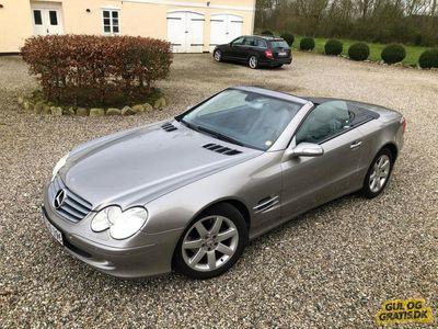 brugt Mercedes SL350