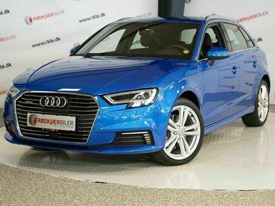 brugt Audi A3 Sportback 40 TFSi e S-line S-tr.
