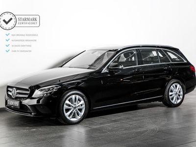 brugt Mercedes C220 d 2,0 Avantgarde stc. aut.