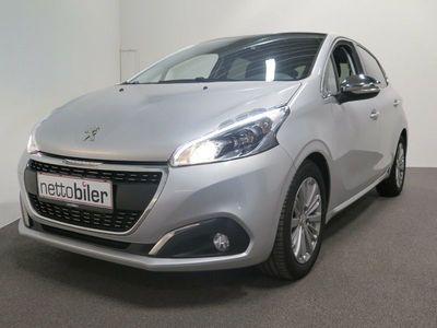 brugt Peugeot 208 1,6 BlueHDi 100 Allure
