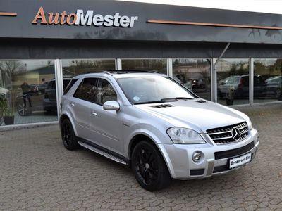 brugt Mercedes ML63 AMG 6,3 AMG aut. 4-M Van