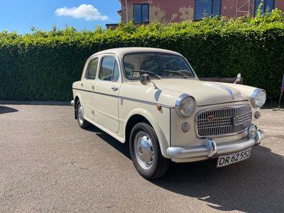 brugt Fiat 1100 4 l export