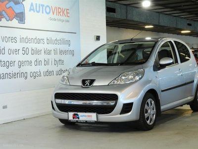 käytetty Peugeot 107 1,0 Comfort Plus 68HK 5d