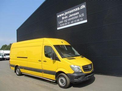 brugt Mercedes Sprinter 316 2,1 CDI R3 163HK Van 6g 2015