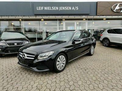 brugt Mercedes C350e 2,0 stc. aut.
