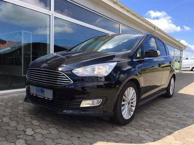 usado Ford C-MAX 1,0 EcoBoost Titanium 125HK 6g