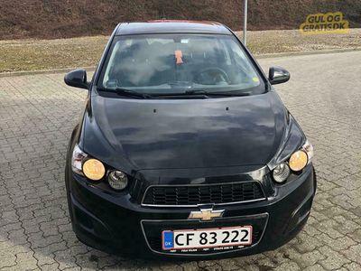 brugt Chevrolet Aveo 1,2 LT 86 HK
