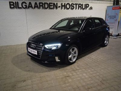 brugt Audi A3 Sportback 1,0 TFSi 116 Sport