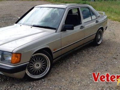 brugt Mercedes 190 2,0 122 hk
