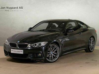 brugt BMW 420 d 2,0 Coupé M-Sport aut.