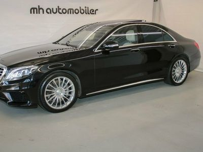 used Mercedes S63 AMG 5,5 AMG aut.